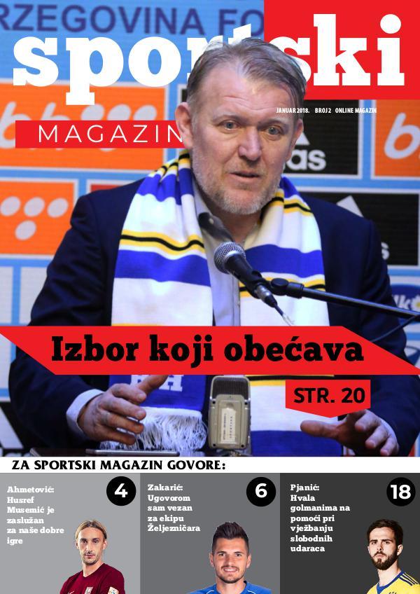 Sportski Magazin #2 Sportski magazin #2
