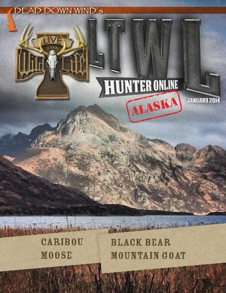 LTWL Hunter Online January 2014