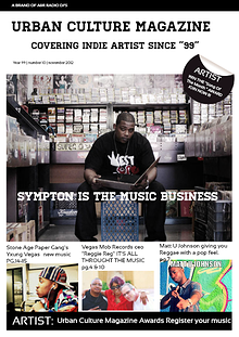 Urban Culture Magazine