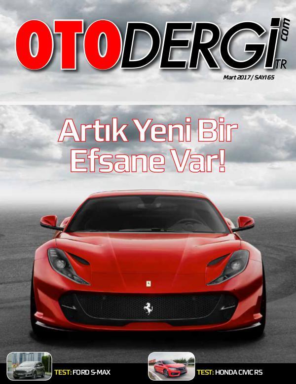 OTODERGI OTODERGİ MART SAYISI