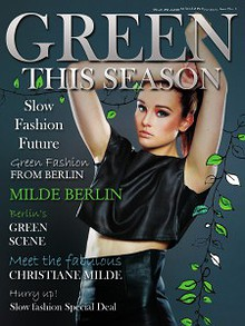 Green This Season - Digital Conscious Fashion Magazine