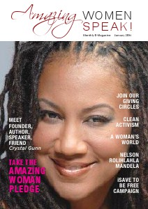 Amazing Women Speak January 2014