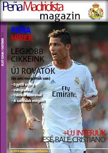 Peña Madridista magazin Október, 2013