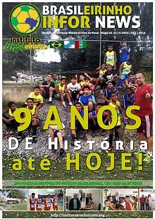 Revista do Instituto BRASILeirinho de Mauá - Magé