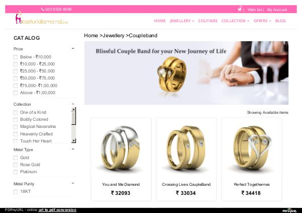 Platinum rings for couples Platinum rings for couples