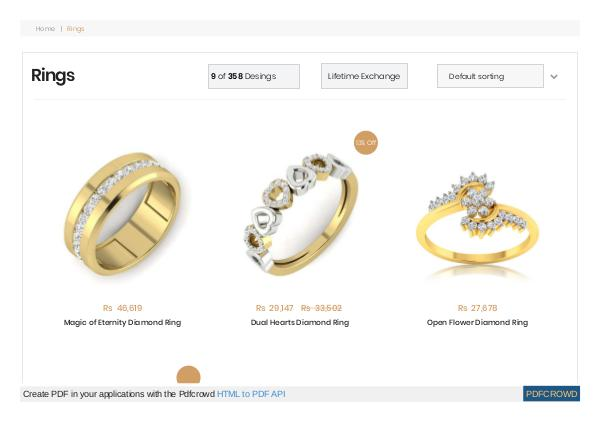 Ring Design Ring design