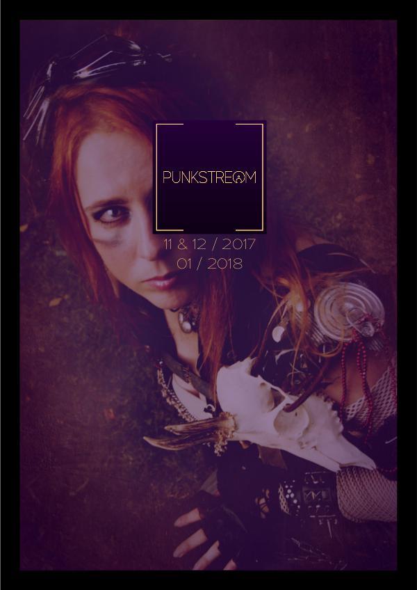 Punkstream ONLINE 11/12.2017, 01.2018