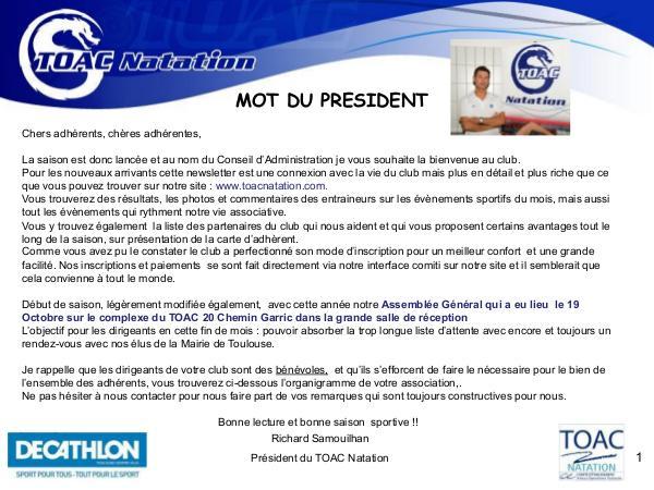 Toac 29 2020 TOAC DE NEUF N°1