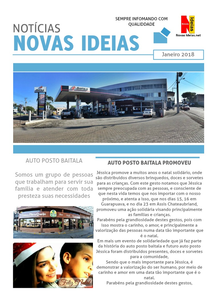 Novas Ideias Notícias Novas Ideias Noticias