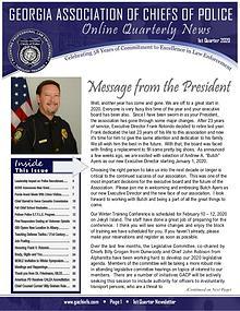 GACP 1st Quarter Newsletter 2020
