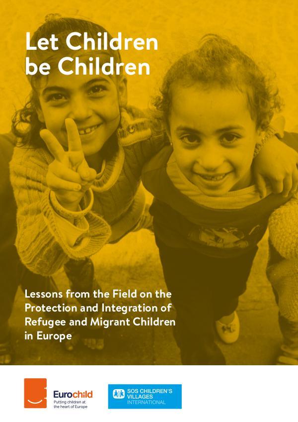 Εκμετάλλευση - Εμπορία Ανθρώπων - Human Exploitation/Trafficking Let-Children-be-Children_Case-studies-refugee-prog