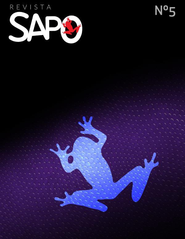 REVISTA SAPO REVISTA SAPO 05
