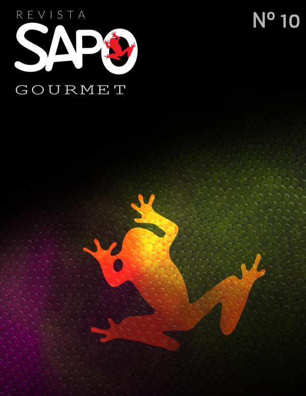 REVISTA SAPO REVISTA SAPO 10 GOURMET
