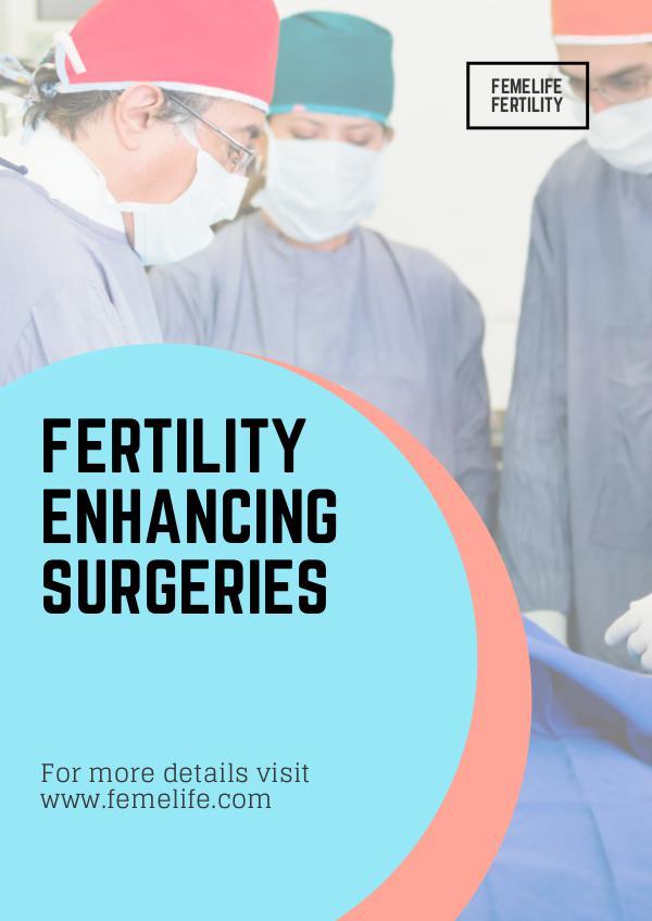 Fertility Surgery Fertility Surgery