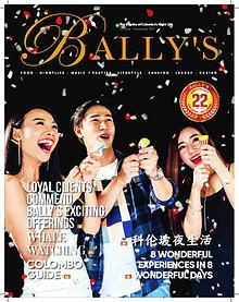 Ballys Magazine  November 2017