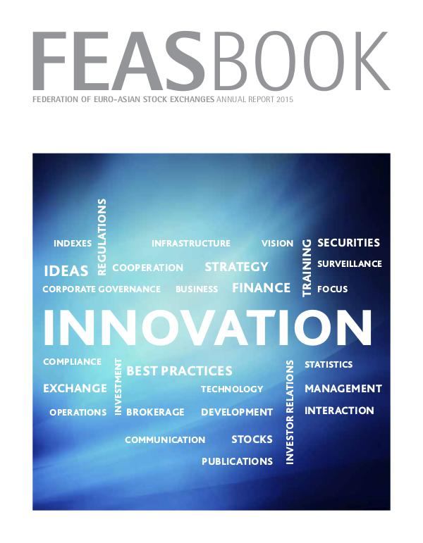 FEAS  Yearbook FEAS Yearbook 2015