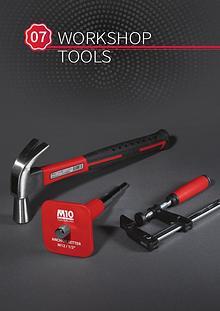 M10 Tools Chapter 7. WORKSHOP TOOLS