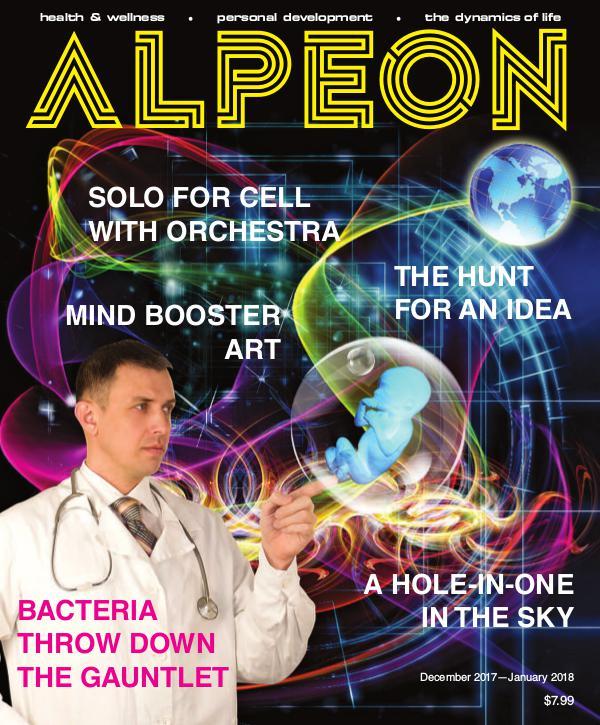 Alpeon Magazine Alpeon