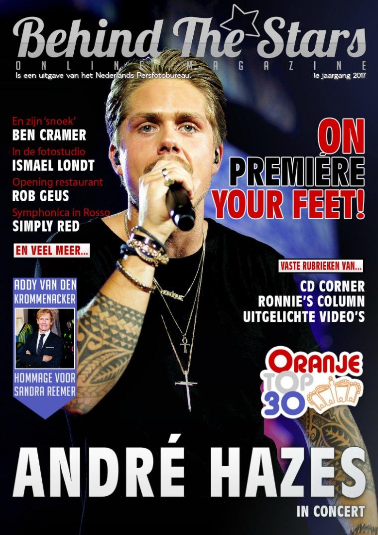 Behind The Stars  alle edities NOVEMBER