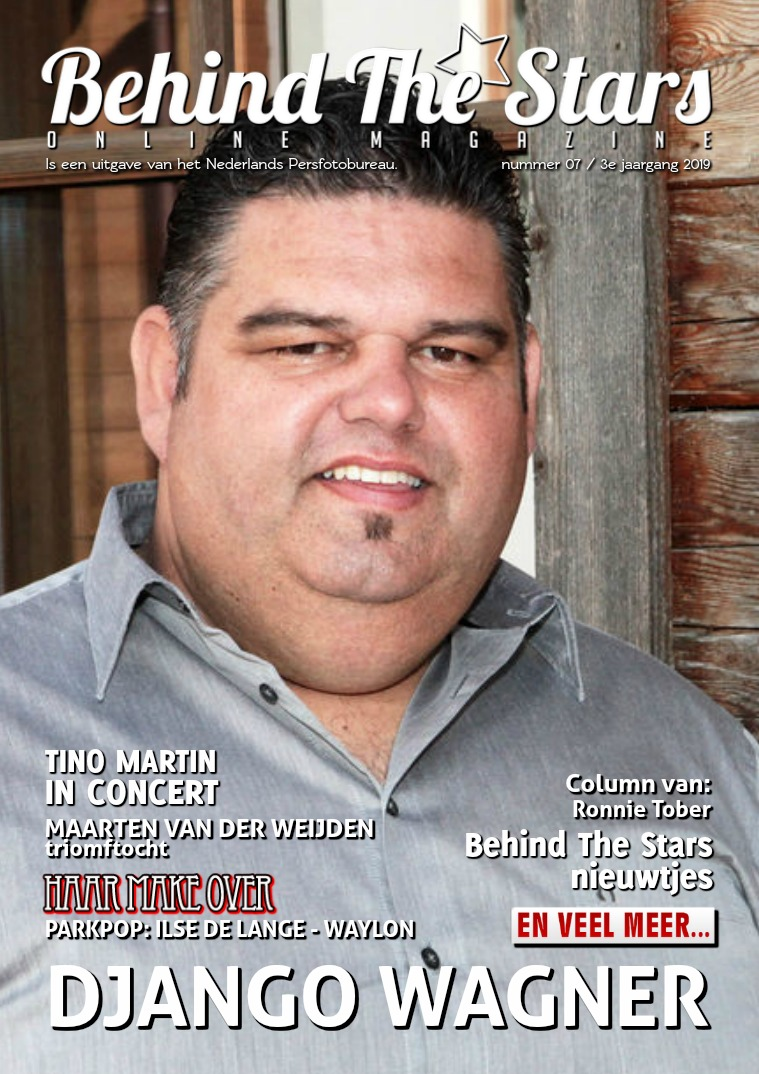 Behind The Stars Juli 2019