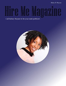 Senior Portfolio online magazine