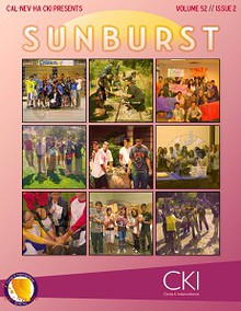 CNH CKI's The Sunburst Volume 55, Issue 3