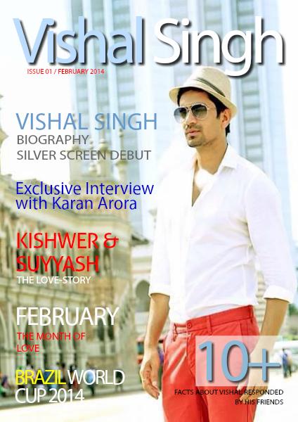 Vishal Singh February 2014