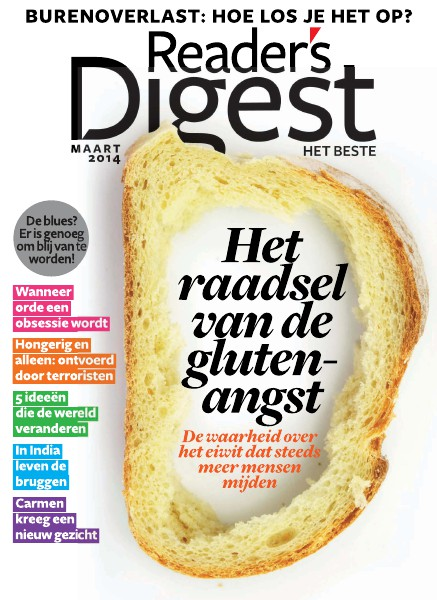 Reader's Digest / Het Beste maart 2014
