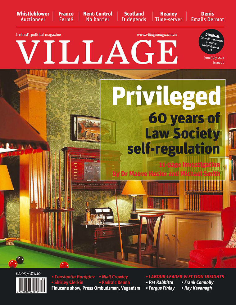 Village June-July 2014 June - July 2014