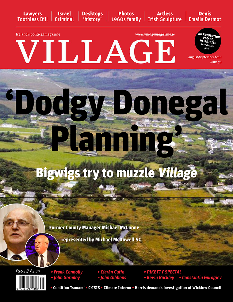 Village Magazine Aug/Sept 2014