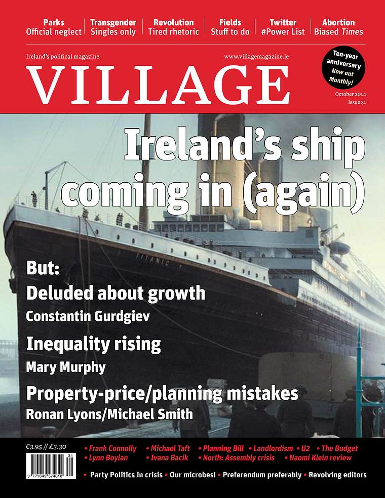 Village Magazine October 2014