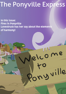 The Ponyville Express Volume 1