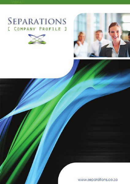 Company Profile V2014.1