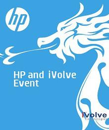 HP & iVolve Event 2013