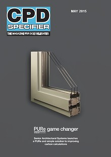 CPD Specifier May 2015 issue