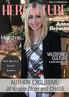 Her Culture Bi-Monthy Magazine