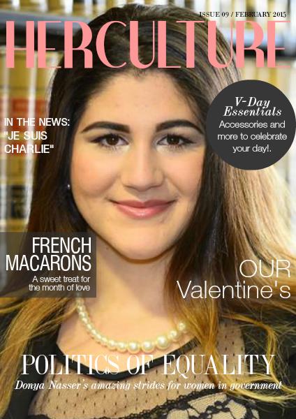 Her Culture Bi-Monthy Magazine February/March 2015