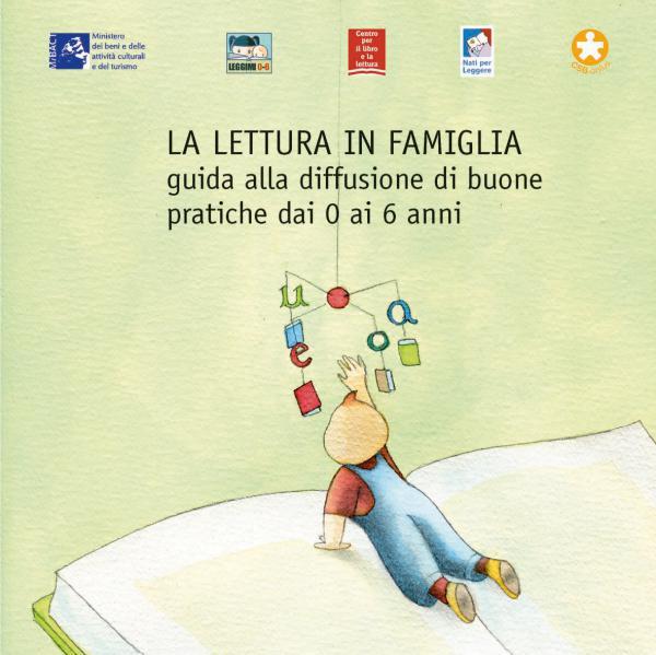 La lettura in famiglia: guida alla diffusione di b