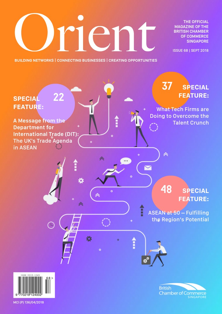 Issue 68 - September 2018