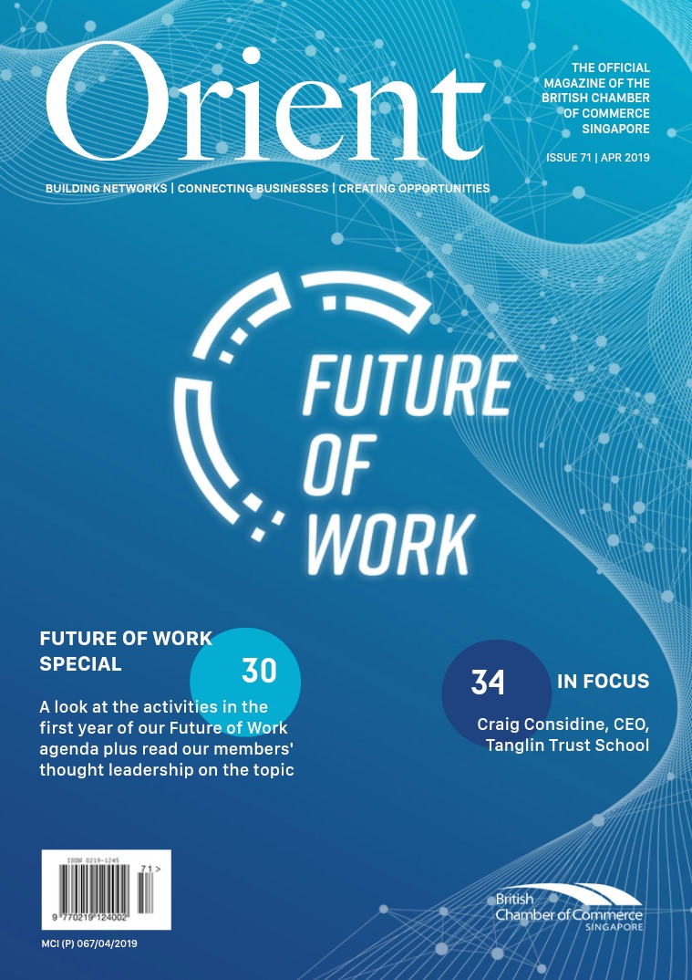 Issue 71 - April 2019