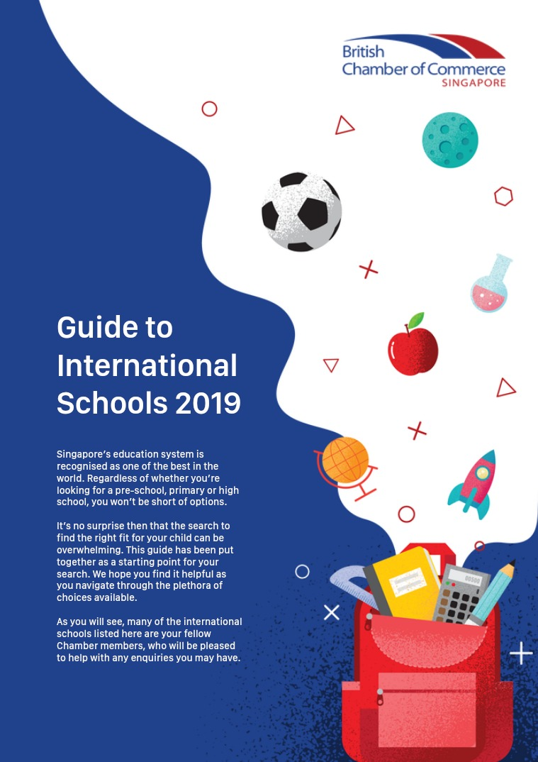 Guide to International Schools 2019