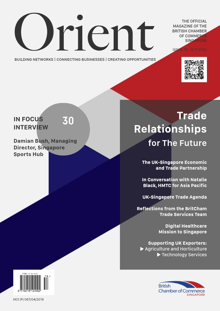 Orient Magazine Issue 79 - October 2020