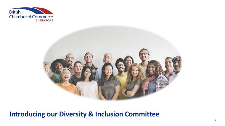 Introducing our Diversity & Inclusion Committee
