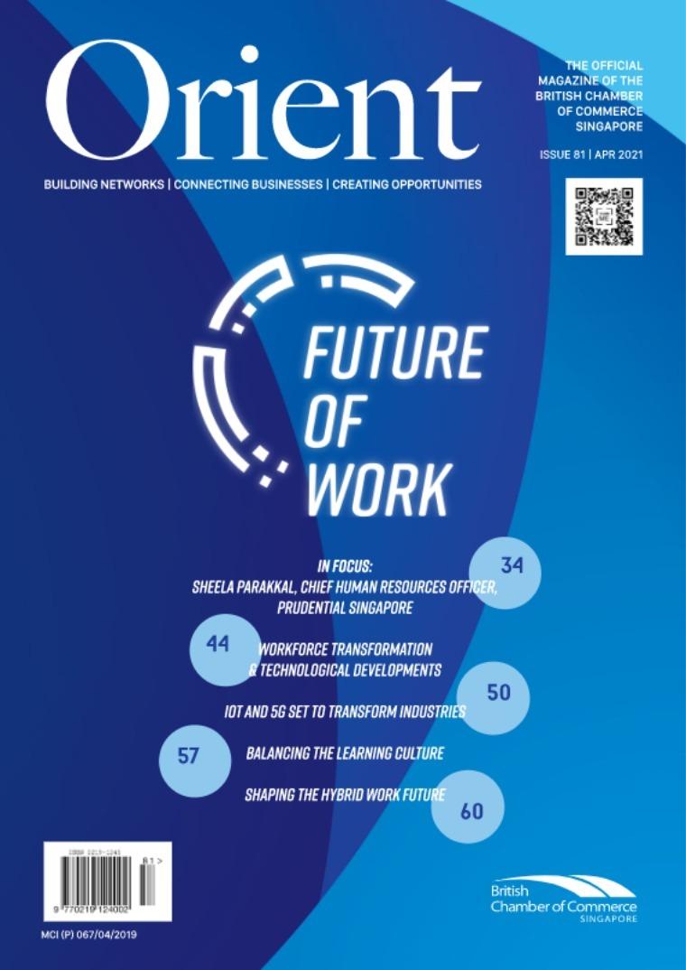 Orient Magazine Issue 81 - April 2021