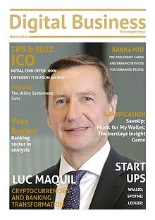 Digital Business Entrepreneur Magazine
