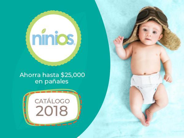 Catalogo Ninios 2018 Catalogo Ninios