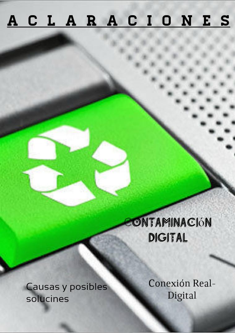Contaminación informática Contaminación Informática, Volumen I
