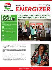 Energizer February Edition
