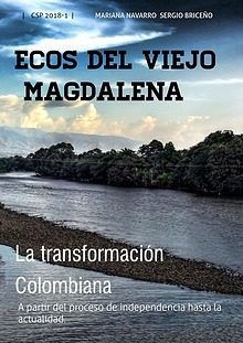 Ecos del Magdalena - Edición 1