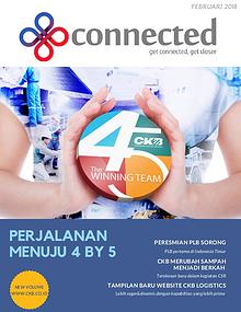 CONNECTED EDISI TERBARU 2018